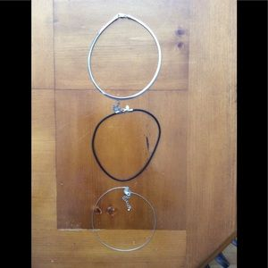 Lia Sophia Choker Necklaces